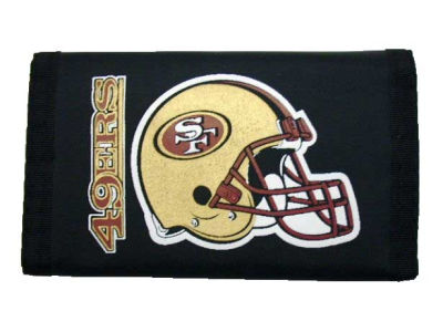 San Francisco 49ers Nylon Wallet
