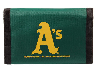 Oakland Athletics Nylon Wallet