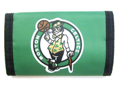 Boston Celtics Nylon Wallet