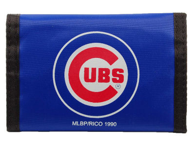 Chicago Cubs Rico Industries Nylon Wallet