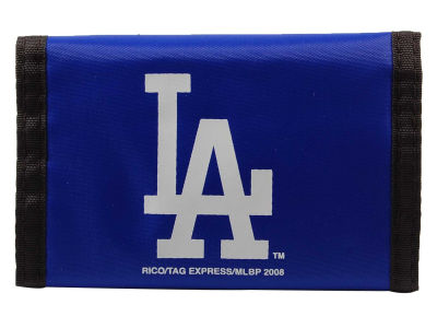 Los Angeles Dodgers Rico Industries Nylon Wallet