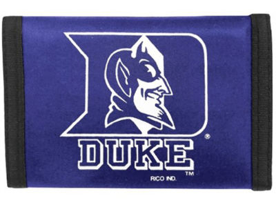 Duke Blue Devils Nylon Wallet