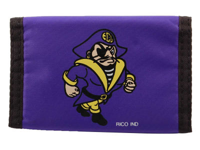 East Carolina Pirates Nylon Wallet
