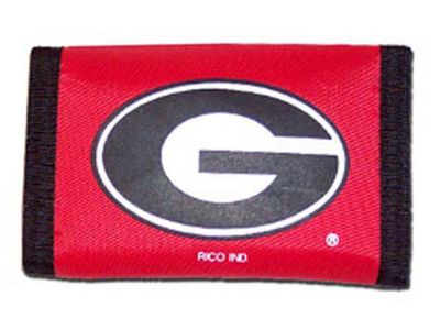 Georgia Bulldogs Nylon Wallet