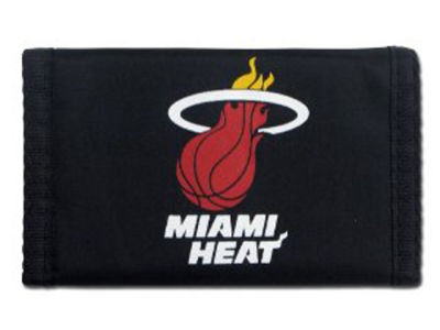 Miami Heat Nylon Wallet