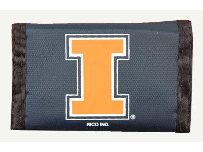 Illinois Fighting Illini Nylon Wallet