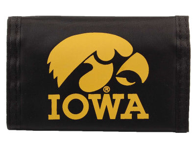 Iowa Hawkeyes Nylon Wallet