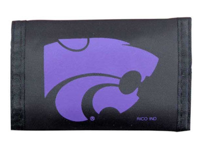 Kansas State Wildcats Nylon Wallet
