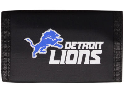 Detroit Lions Nylon Wallet