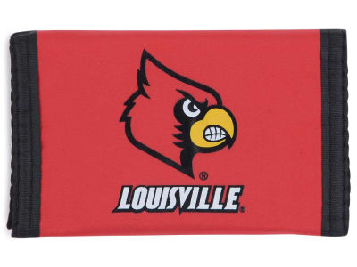 Louisville Cardinals Nylon Wallet