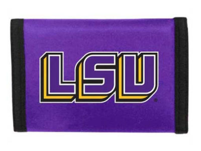 LSU Tigers Nylon Wallet