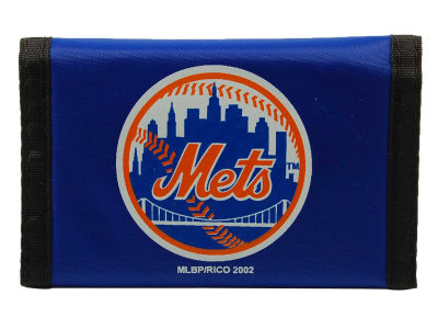 New York Mets Rico Industries Nylon Wallet