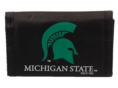 Michigan State Spartans Nylon Wallet