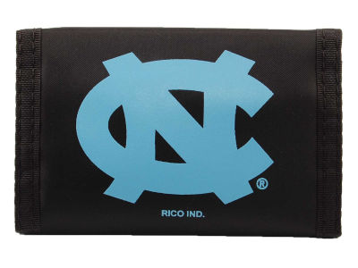 North Carolina Tar Heels Nylon Wallet