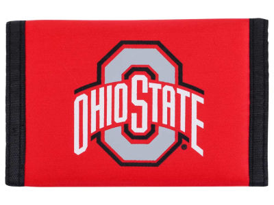 Ohio State Buckeyes Nylon Wallet