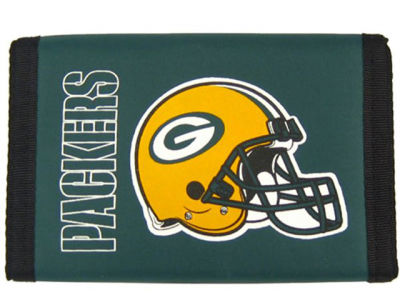 Green Bay Packers Nylon Wallet