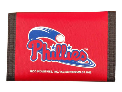 Philadelphia Phillies Nylon Wallet