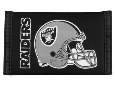 Oakland Raiders Nylon Wallet