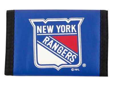 New York Rangers Rico Industries Nylon Wallet