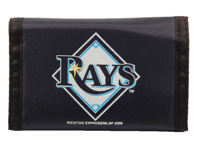Tampa Bay Rays Rico Industries Nylon Wallet