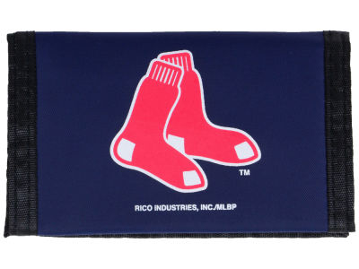 Boston Red Sox Rico Industries Nylon Wallet