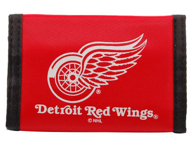Detroit Red Wings Nylon Wallet