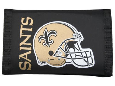 New Orleans Saints Nylon Wallet