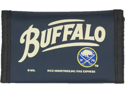 Buffalo Sabres Nylon Wallet
