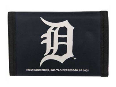 Detroit Tigers Rico Industries Nylon Wallet
