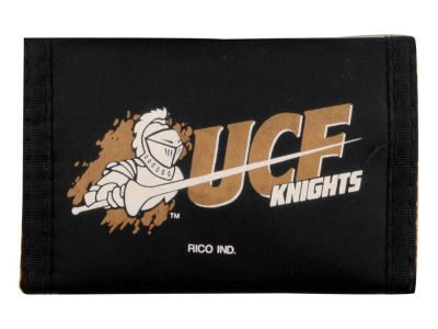 University of Central Florida Knights Nylon Wallet
