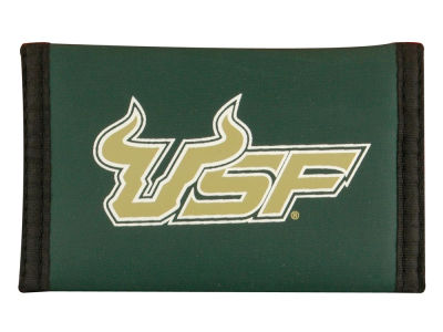 South Florida Bulls Nylon Wallet