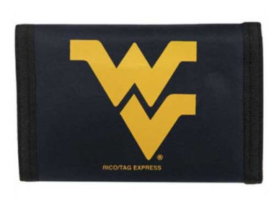 West Virginia Mountaineers Nylon Wallet