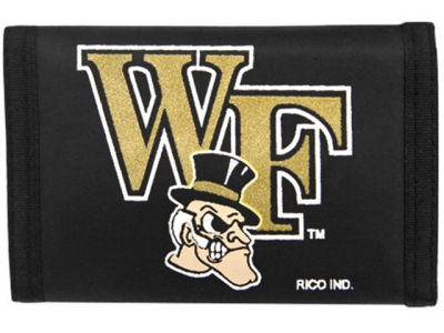 Wake Forest Demon Deacons Nylon Wallet