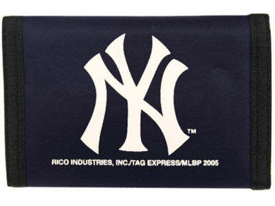 New York Yankees Rico Industries Nylon Wallet