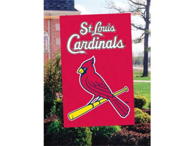 St. Louis Cardinals Applique House Flag