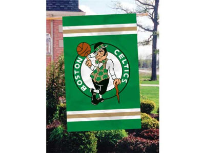 Boston Celtics Applique House Flag