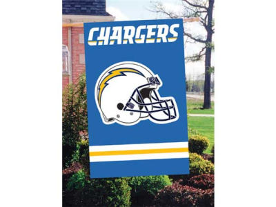 San Diego Chargers Applique House Flag