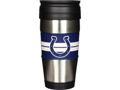 Indianapolis Colts Stainless Steel Travel Tumbler