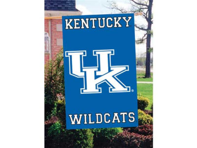 Kentucky Wildcats Applique House Flag