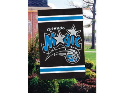 Orlando Magic Applique House Flag