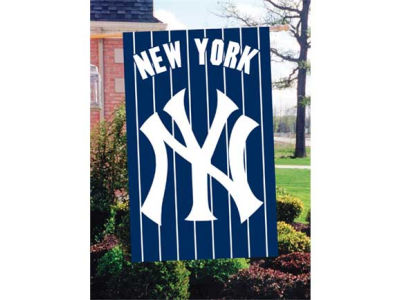 New York Yankees Applique House Flag