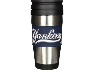 New York Yankees Stainless Steel Travel Tumbler