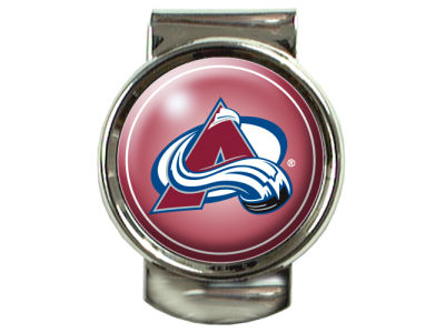 Colorado Avalanche 35mm Money Clip