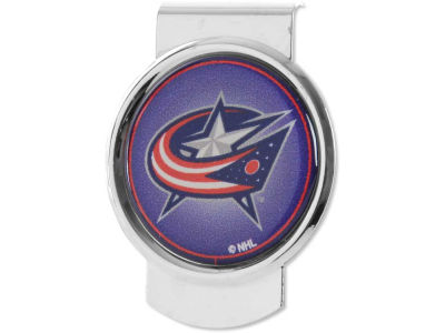 Columbus Blue Jackets 35mm Money Clip