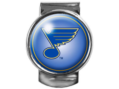 St. Louis Blues 35mm Money Clip