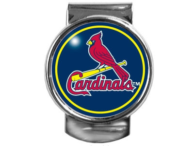 St. Louis Cardinals 35mm Money Clip