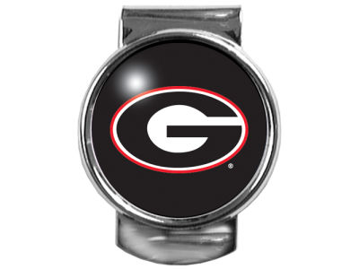 Georgia Bulldogs 35mm Money Clip