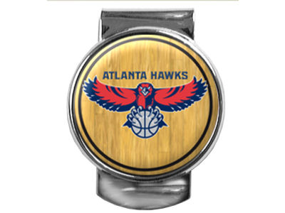 Atlanta Hawks 35mm Money Clip
