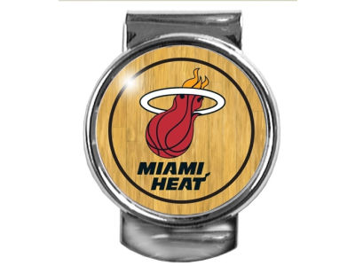 Miami Heat 35mm Money Clip