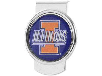 Illinois Fighting Illini 35mm Money Clip